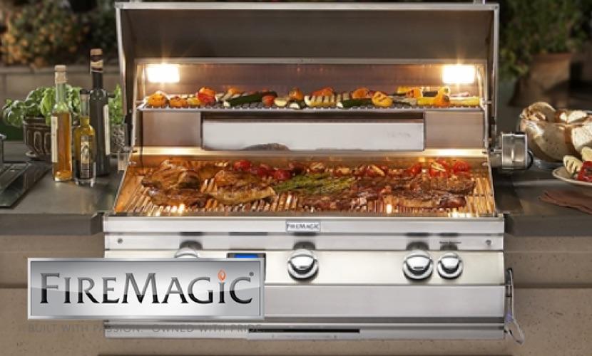 fire magic 800