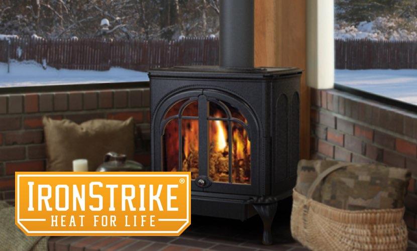 iron strike 800 Gas Stoves
