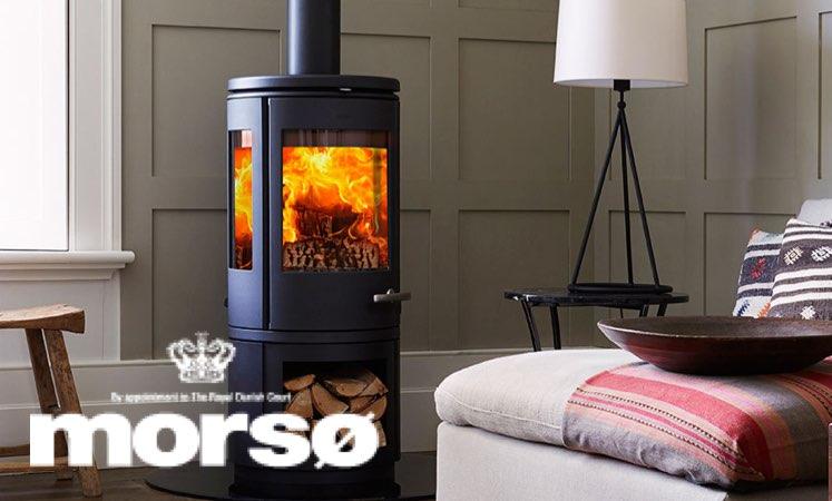 morso 800 Wood Burning Stoves