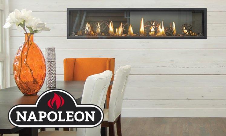 napoleon 800 indoor gas fireplaces